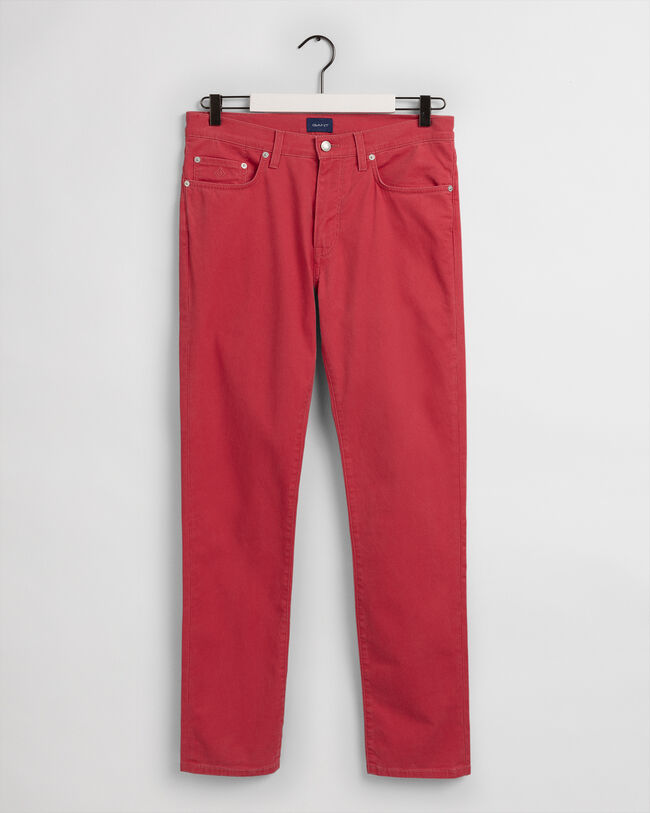 Hayes Slim Fit Dusty Twill Jeans