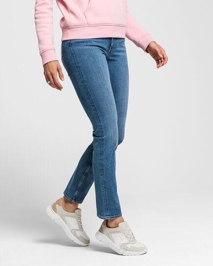 Slim Fit Super Stretch Jeans