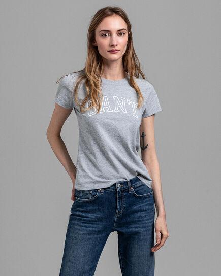 Arch Logo T-Shirt mit Flügelärmeln