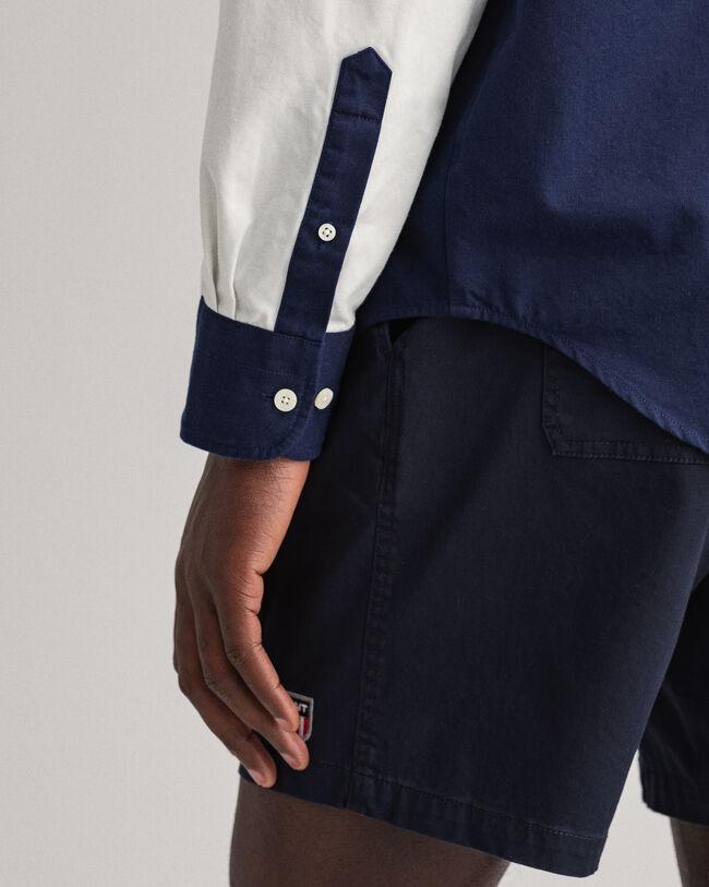Relaxed Fit 1949 Hemd mit Blockfarben