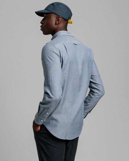 Windblown Slim Fit Flanellhemd
