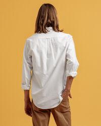Beefy Regular Fit Oxford-Hemd mit Karomuster