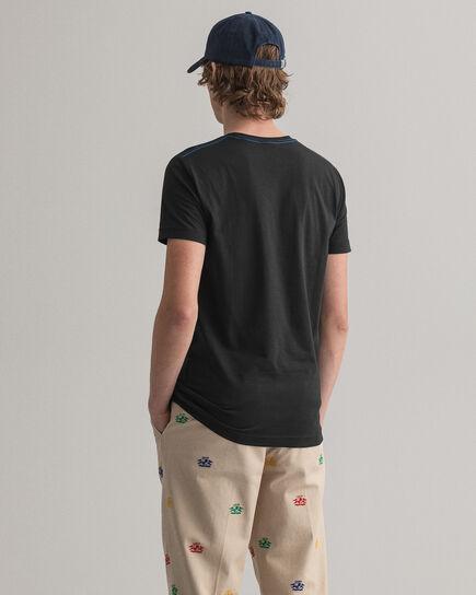 Kontrast Logo T-Shirt