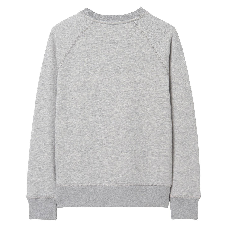 Teen Boys Shield Logo Rundhals-Sweatshirt