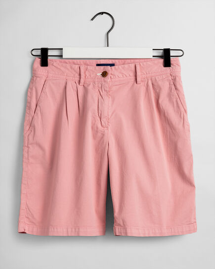 Sunfaded Modern Chinoshorts