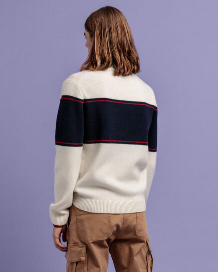Archive Shield Rollkragenpullover