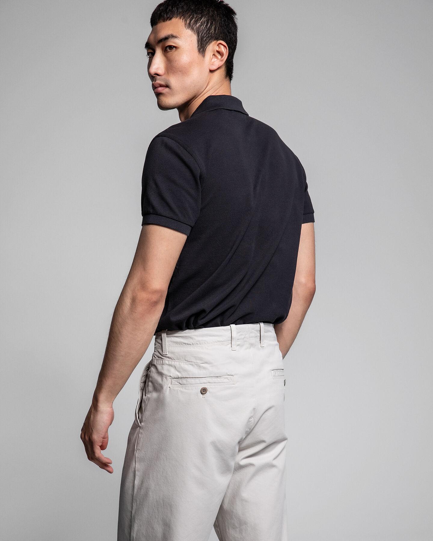 Original Slim Fit Piqué Poloshirt