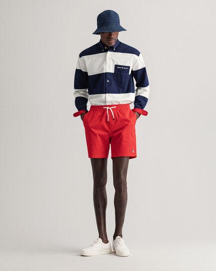 Retro Shield Shorts