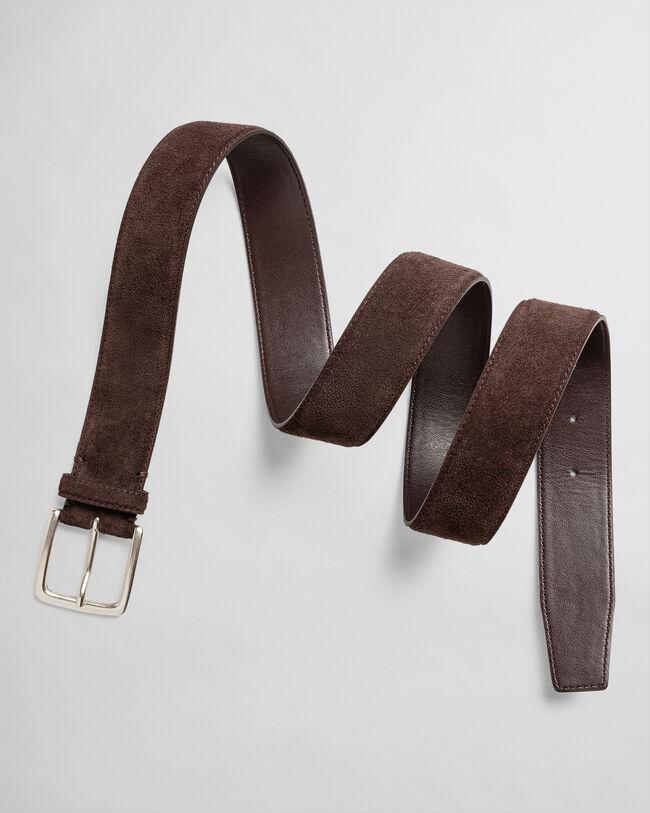 Classic Gürtel aus Veloursleder