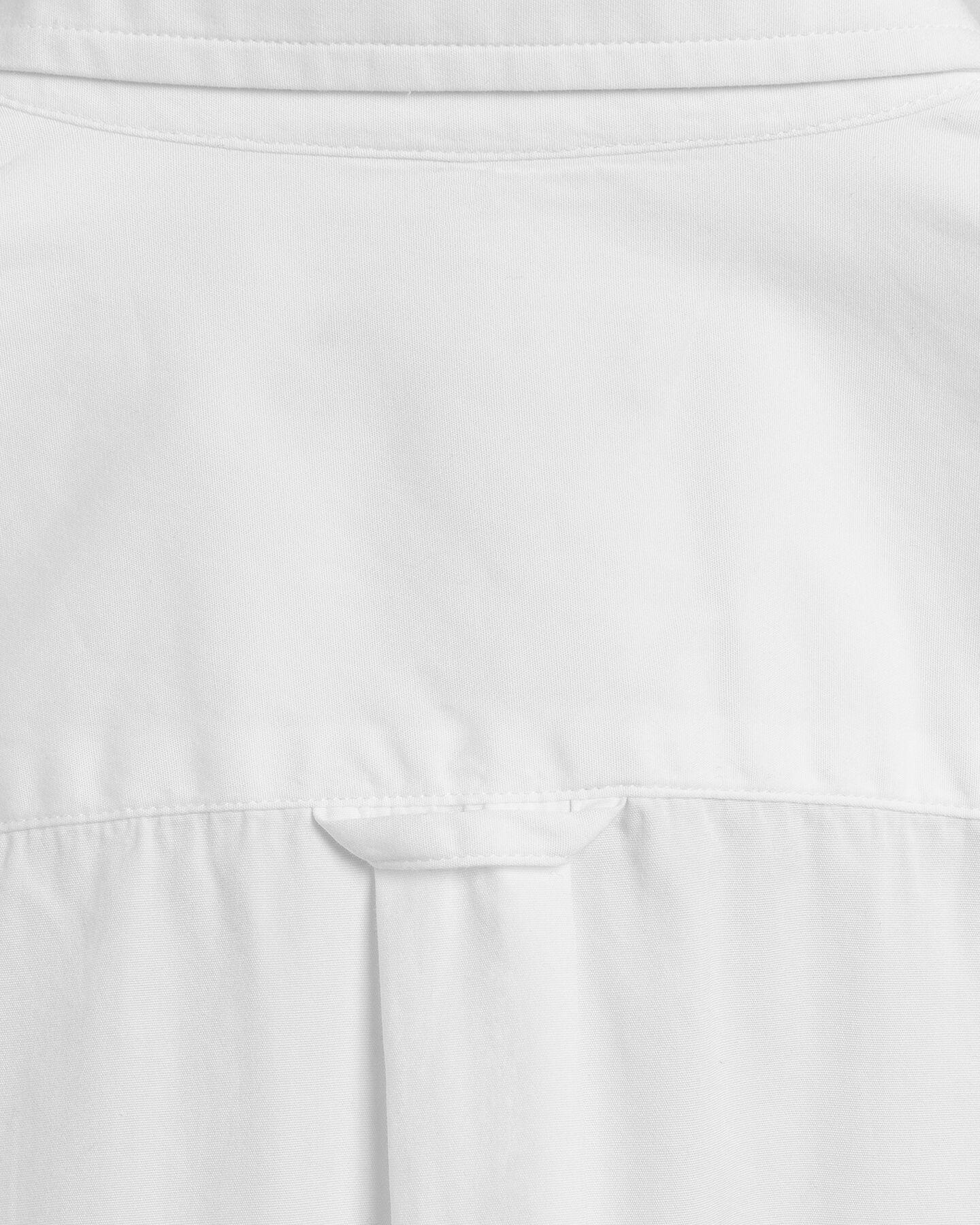 Teen Girls Oversize Bluse aus Popeline