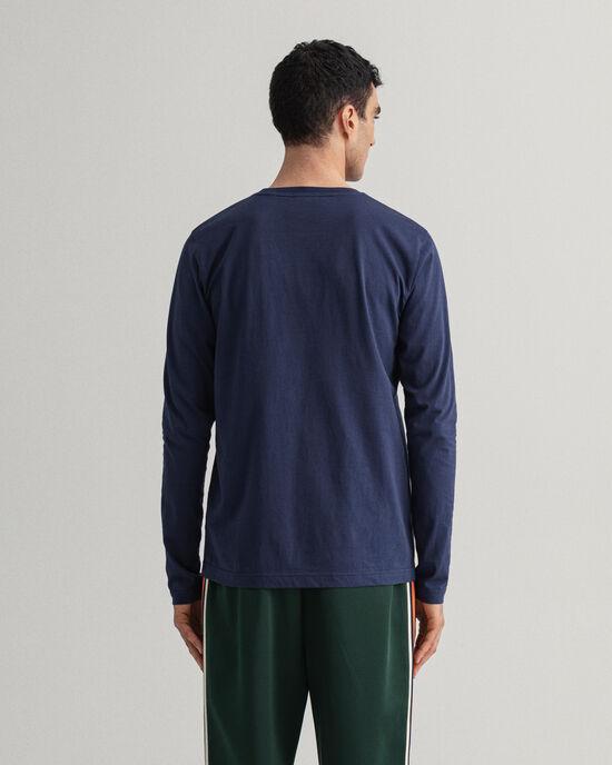 Archive Shield Langarm-T-Shirt