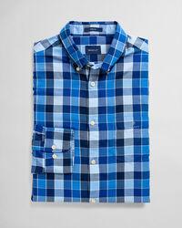 Windblown Regular Fit Oxford-Hemd mit Karomuster