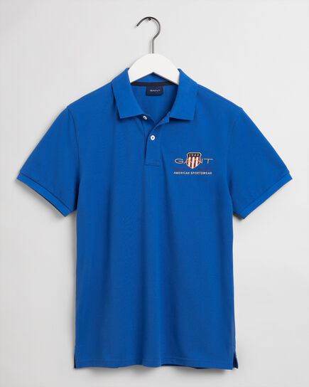 Archive Shield Piqué Poloshirt