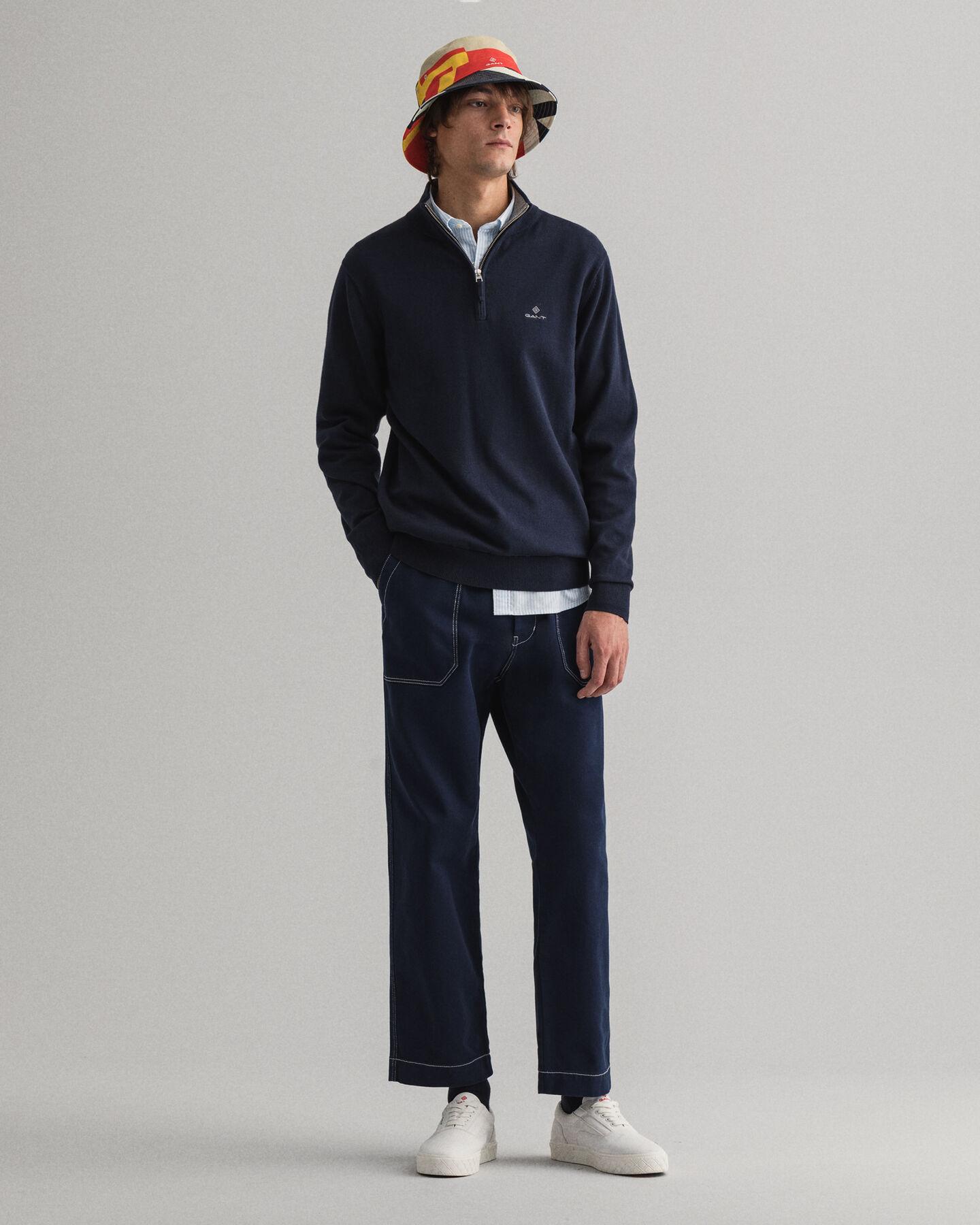 Classic Troyer aus Baumwolle