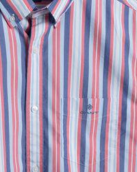 Tech Prep™ Regular Fit Hemd mit Streifen