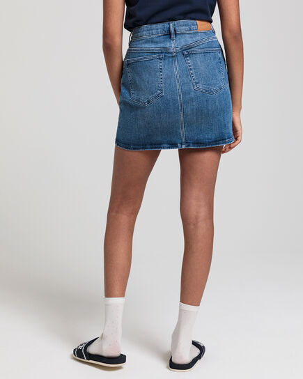 Teen Girls Denim Rock