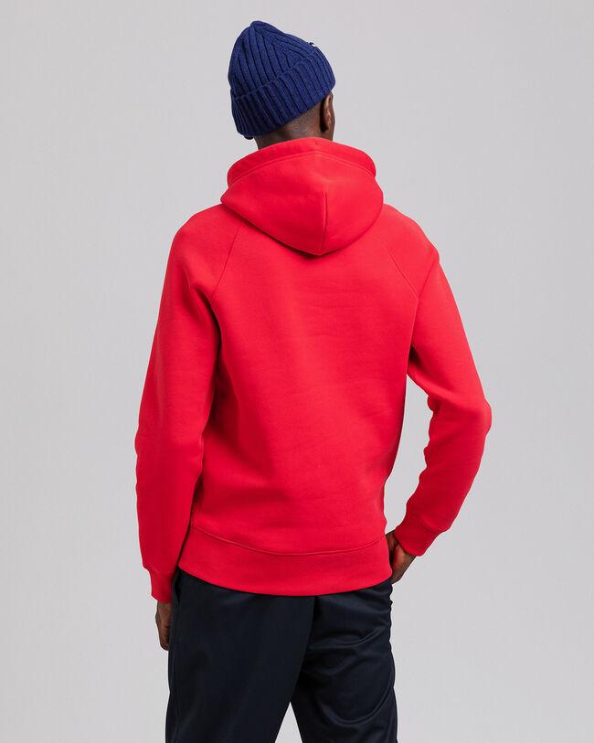 Color Logo Hoodie