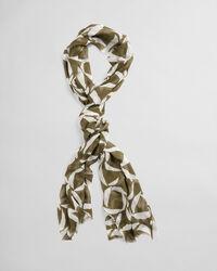 Crescent Floral Schal