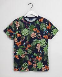 Humming Garden T-Shirt mit Print