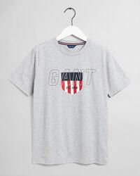 Teens Sporty Shield T-Shirt