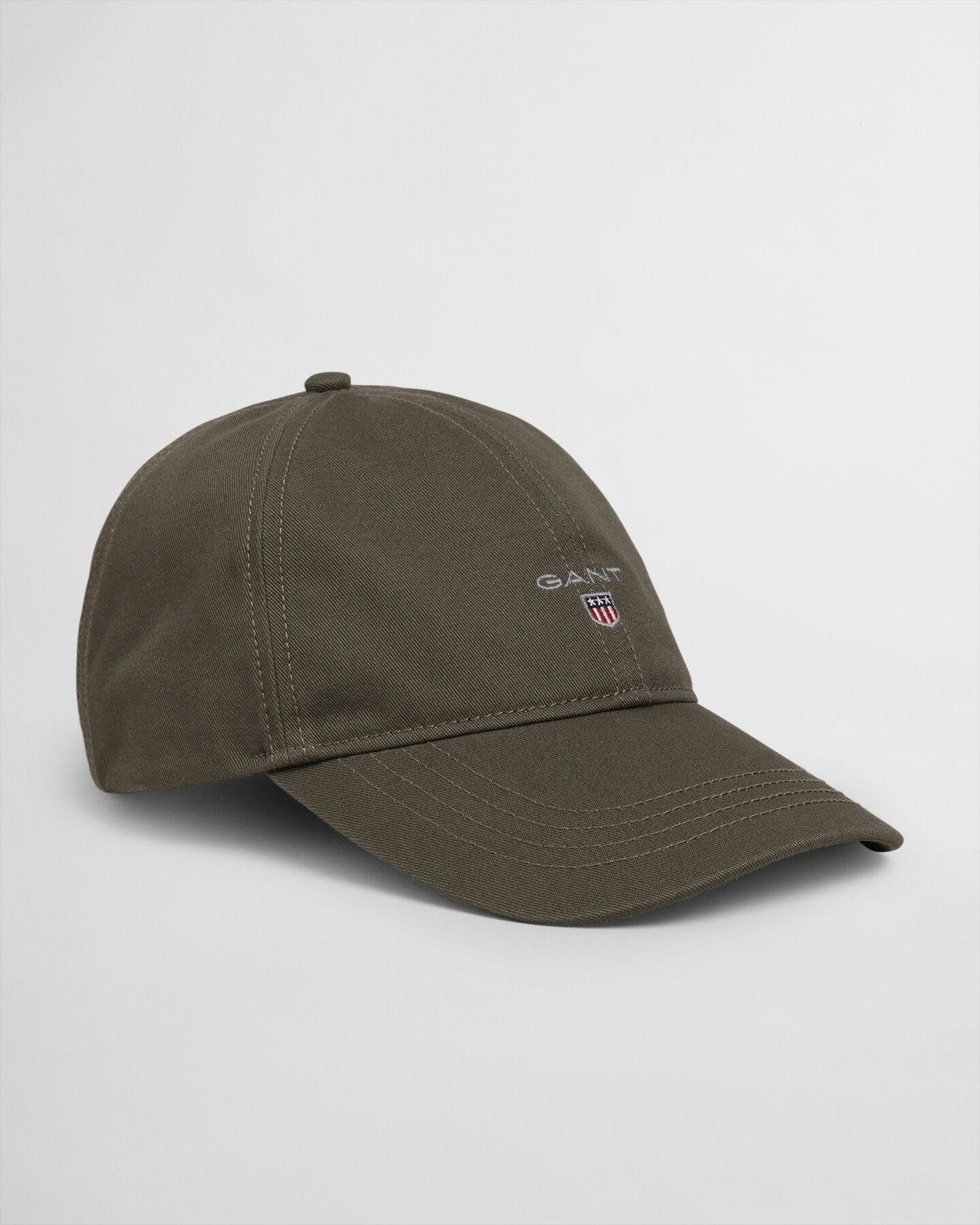 Cap aus Baumwolltwill