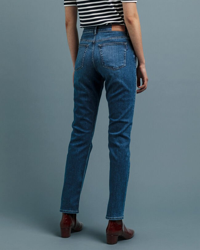 Slim Fit Super Stretch Jeans