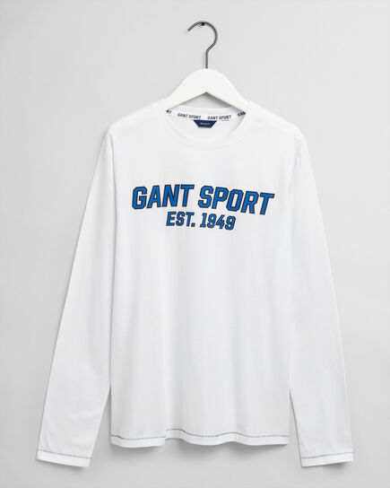 Teen Boys Sport Langarm-T-Shirt