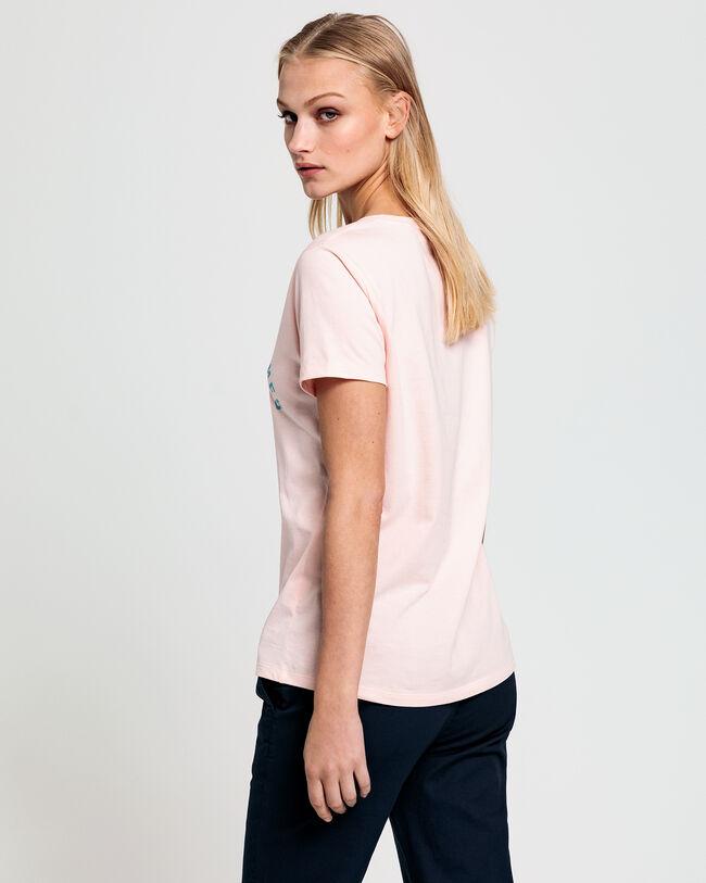 Summer T-Shirt mit Grafik