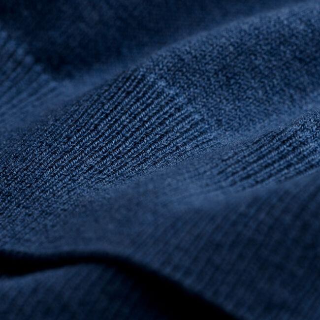 Troyer aus Baumwoll-Wollmischung