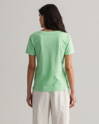 Sunfaded V-Neck T-Shirt