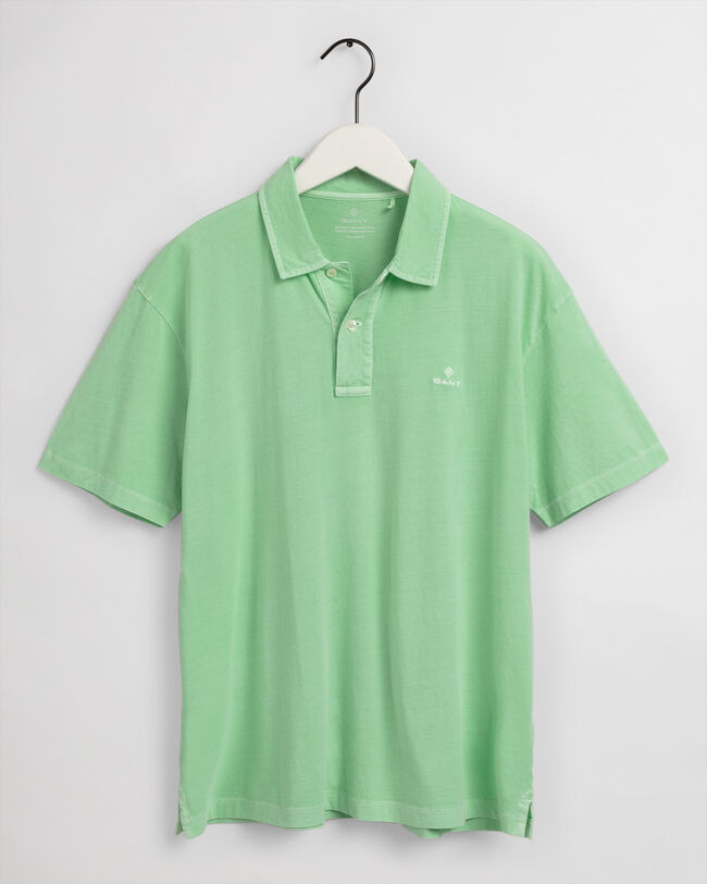 Sunfaded Piqué Poloshirt