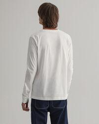 Nautical Langarm-T-Shirt