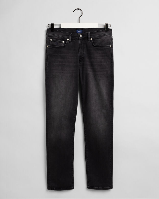 Active-Recover Jeans in Schwarz