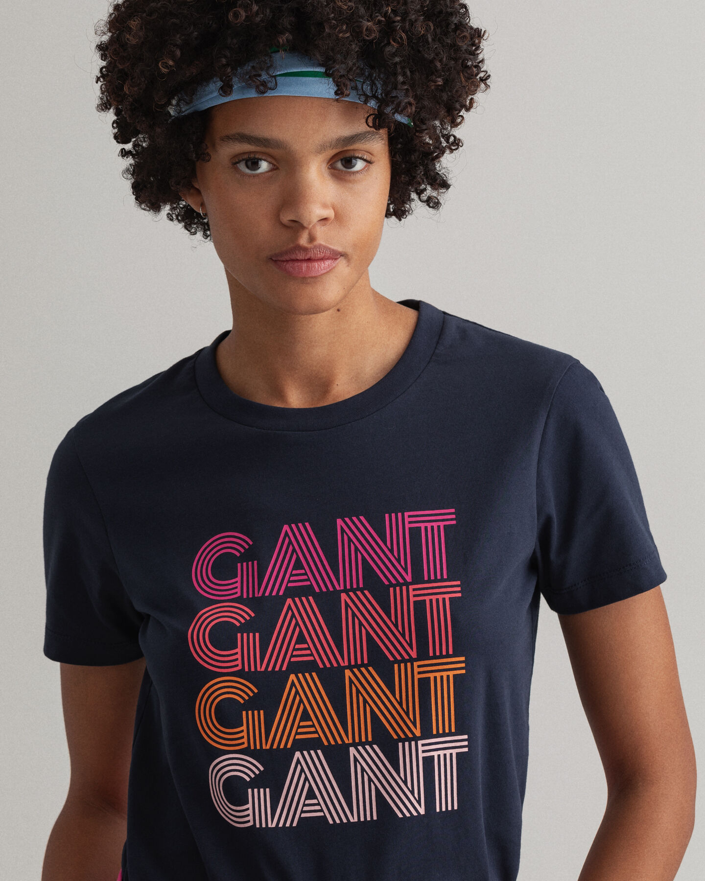 Gradient Graphic T-Shirt