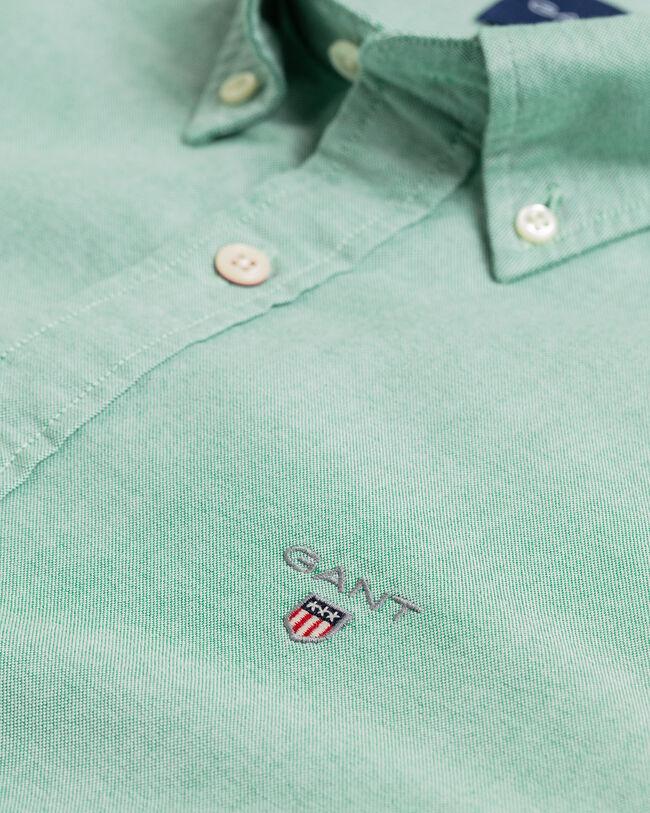 Slim Fit Oxford-Hemd