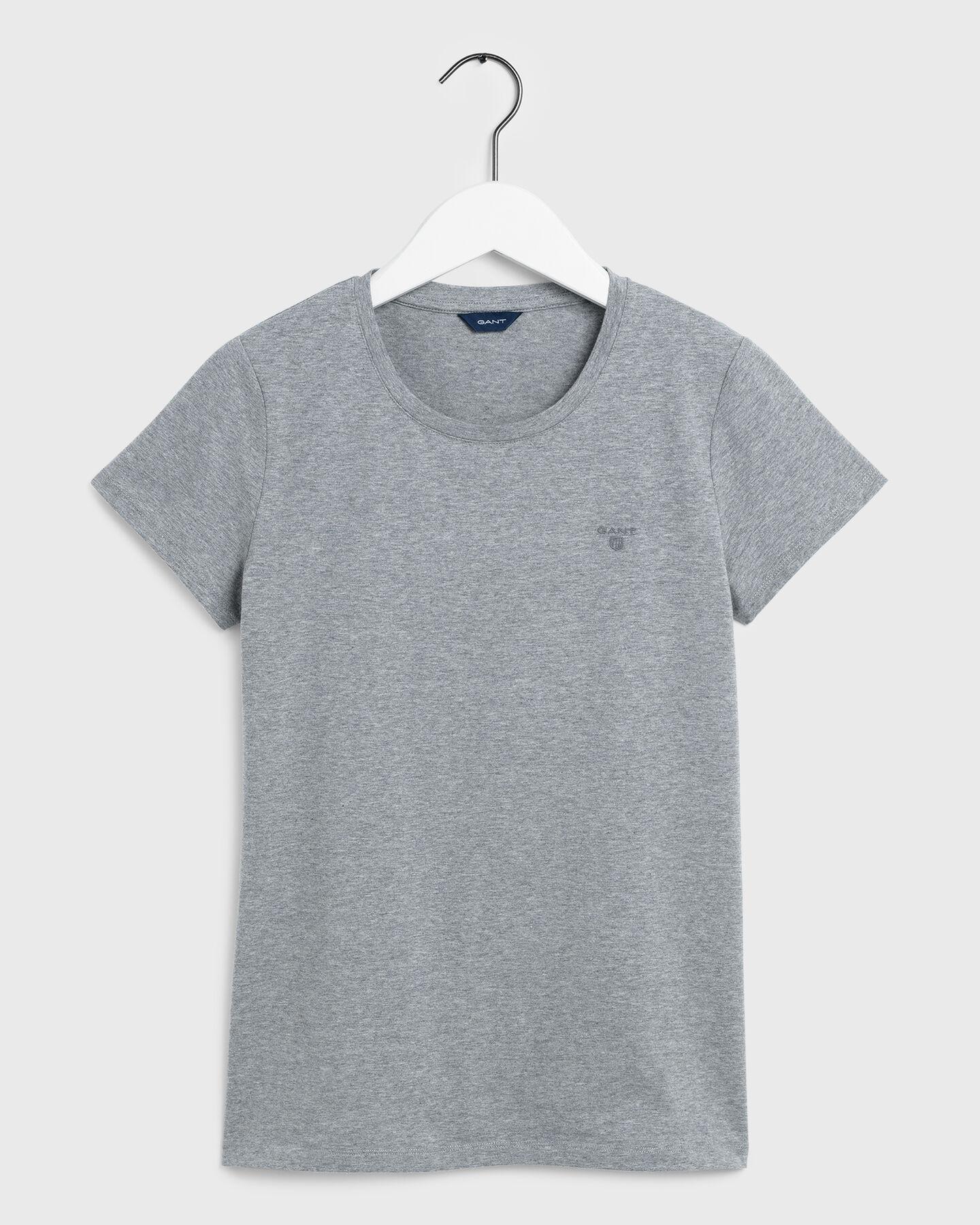 Stretch Cotton Crew T-Shirt