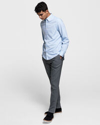 Tech Prep™ Slim Fit Oxford-Hemd