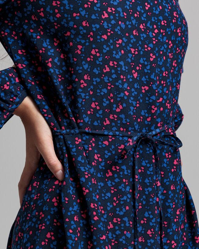 Clover Garden Print Kleid