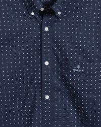 Tech Prep™ Signal Dot Regular Fit Broadcloth Hemd