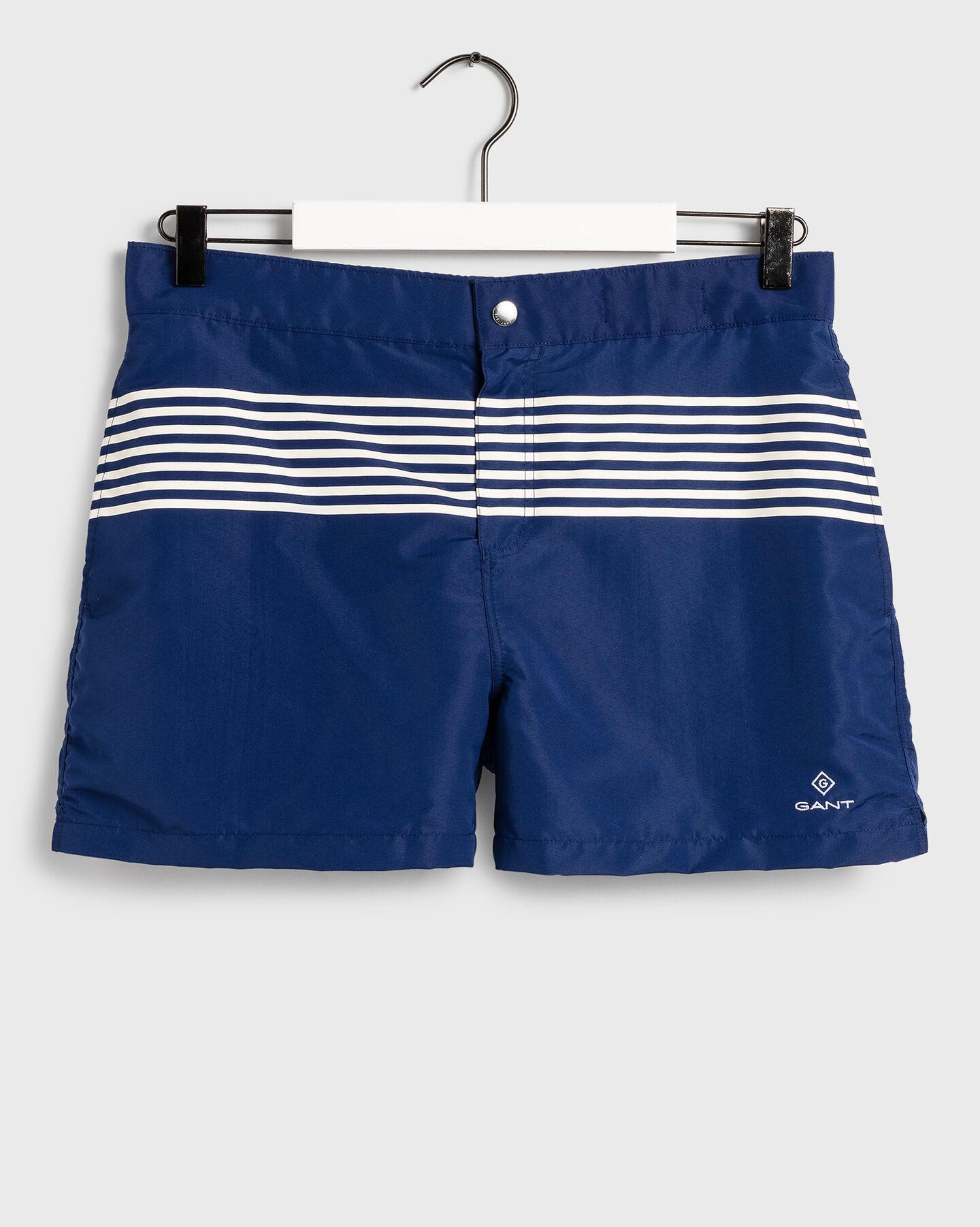 Ocean Prep 13 Stripes Swim Shorts