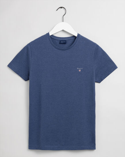 Slim Fit Piqué T-Shirt