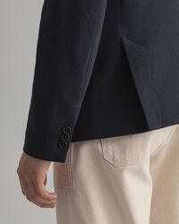 Mini Jersey Sakko mit Muster