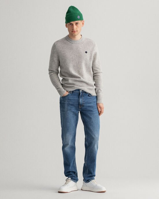 Hayes Authentic Slim Fit Jeans