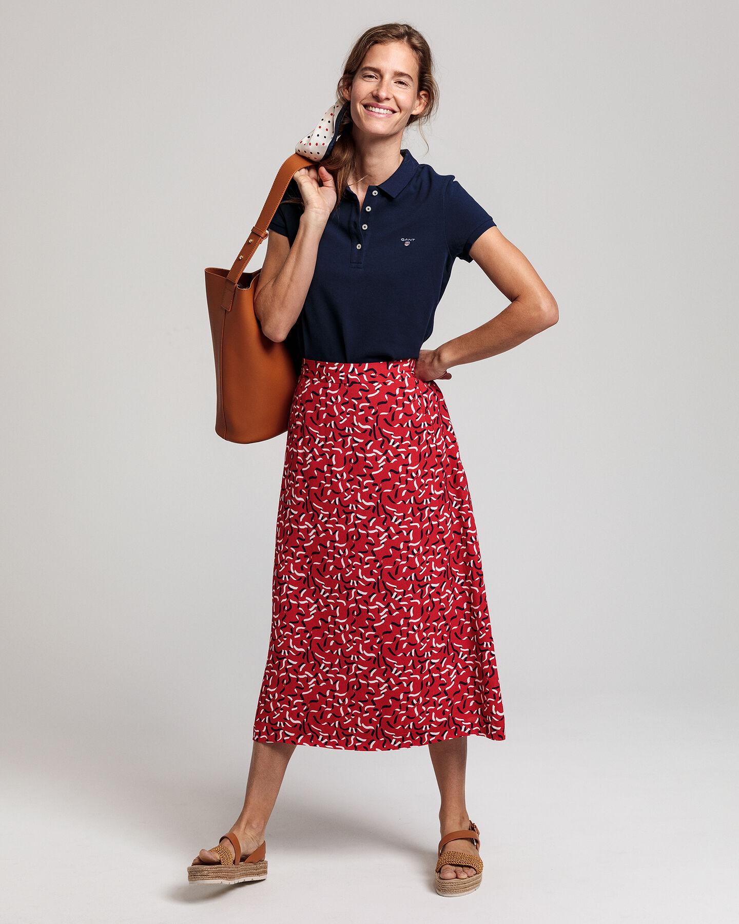 Original Long-Short Sleeve Piqué Poloshirt