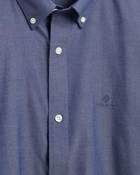 Regular Fit Pinpoint Oxford-Hemd