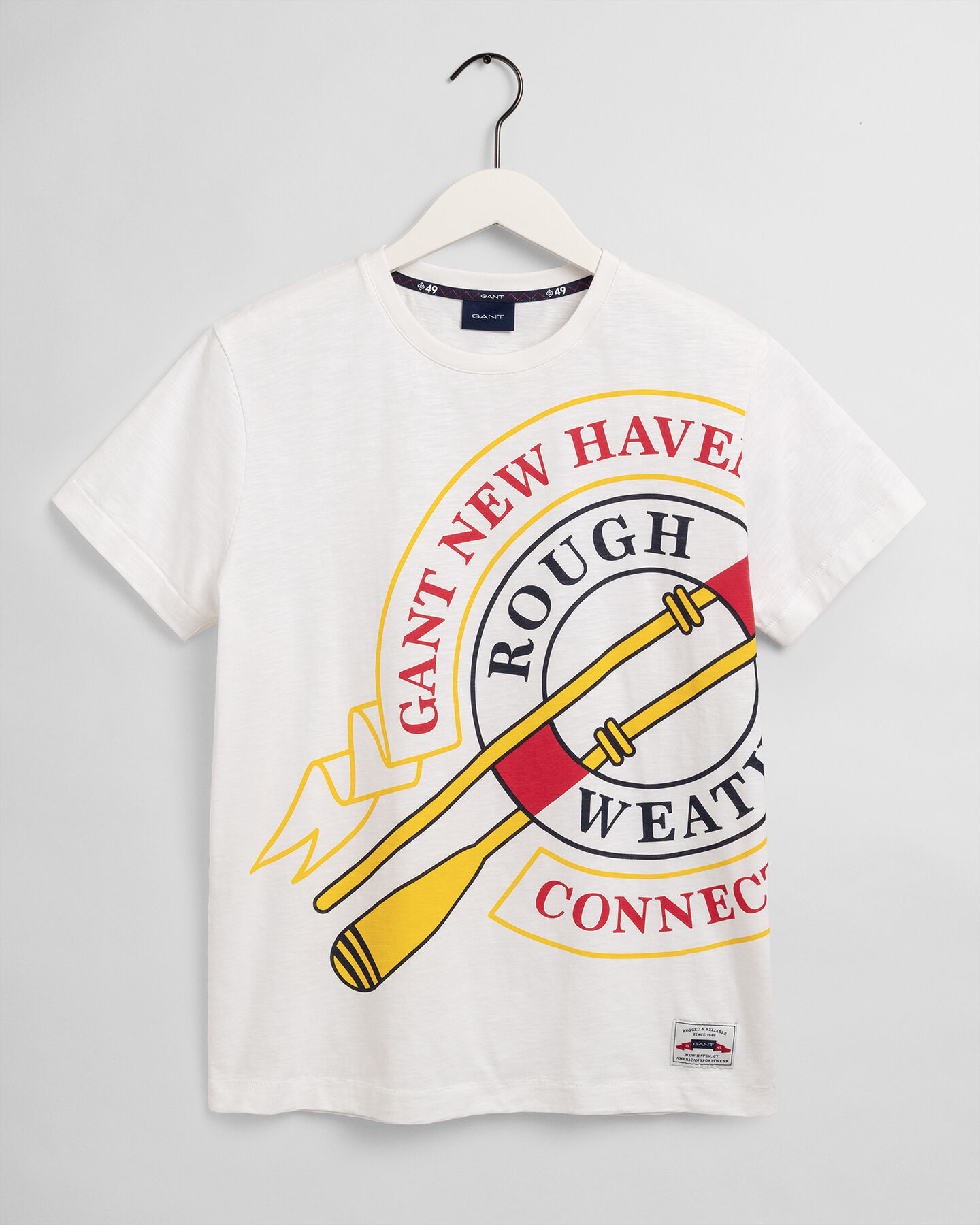 Rough Weather T-Shirt mit Grafik